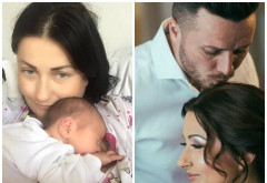 Vestea pe care au primit-o Tavi Clonda şi Gabriela Cristea de la medici, despre fiica lor. Cântăreţul a fugit imediat de la spital când a aflat