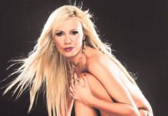 """Dana Săvuică, prima româncă din """"Playboy"""". A arătat tot în revista lui Hugh Hefner"""