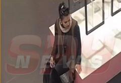 VIDEO / Piţipoancă filmată într-o ipostază jenantă, la mall!