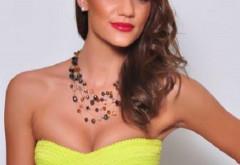Ea este tânăra care va reprezenta România la Miss World 2017! Românca are forme perfecte