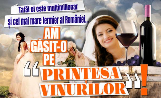 """Tatăl ei este multimilionar şi cel mai mare fermier al României… Am găsit-o pe """"Prinţesa vinurilor""""!"""
