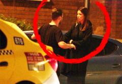 """Avem imagini exclusive cu răfuiala din faţă de la LOFT! Iubitul prezentatoarei TV & fosta lui logodnică au """"reglat-o"""" printre taxiuri: """"Nu mai ţipa la mine!!!"""""""