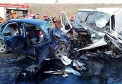 Dumnezeule! Asta e cel mai grav accident rutier din ROMANIA - 48 de oameni au murit!