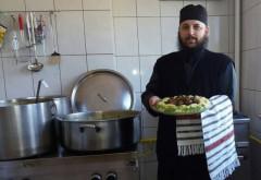 Dieta părintelui Efrem de la Mănăstirea Dervent. Avea 120 de kilograme și a slăbit spectaculos. Dieta părintelui Efrem, aici