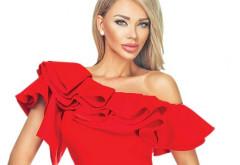 Bianca Drăgușanu face bani frumoși cu rochiile de Revelion. Cât costă creațiile vedetelor