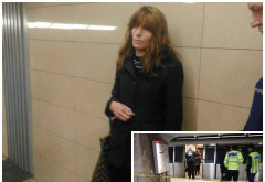 Ce a apărut pe pagina de facebook a ucigaşei de la metrou, după cumplita crimă. Dumnezeule!