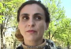"Ucigasa de la metrou e femeia care a devenit virala in urma cu cativa ani cand a raspuns la intrebarea ""Ati tinut post?""?- Ipoteza socanta despre cea care a impins-o pe tanara din Craiova pe sine"