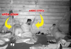 """Ce au surprins camerele cu infraroşu în miez de noapte, la Exatlon! Anda Adam şi Andrei Stoica au unit saltelele şi... """"Se vede foarte clar!"""""""