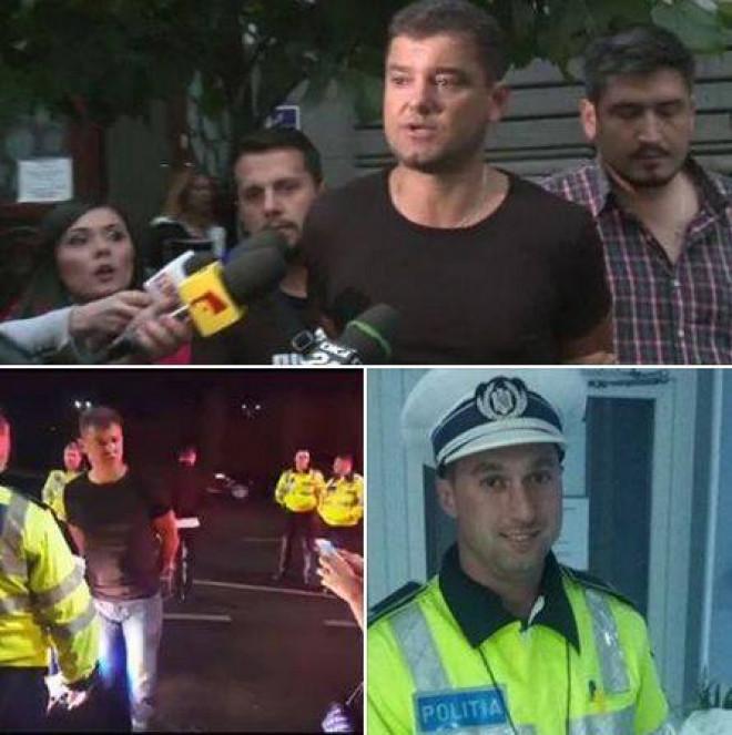 """Știrile Cristian Boureanu a promis ca-l """"rezolva"""" si s-a tinut de cuvant! Uite ce s-a intamplat cu agentul care l-a lovit! Unde a ajuns sa lucreze acum!"""