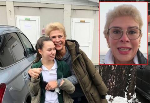 """Teo Trandafir a fost chemata azi la scoala in care invata fiica ei adoptata:  """"Tragedie"""". Ce s-a intamplat dupa ce a ajuns acolo. A anuntat acum pe toata lumea"""