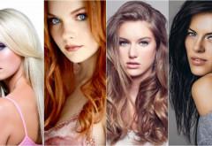 STUDIU realizat de psihologi: Cât de atrăgătoare ești în funcție de culoarea părului