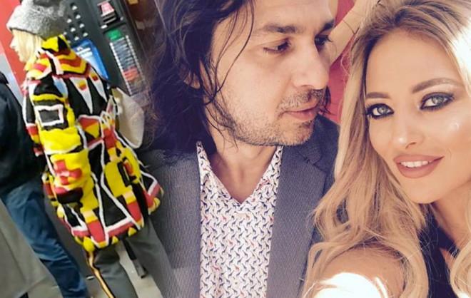 Asta e ultima fiţă în materie de modă! Delia şi soţul ei, apariţie devastatoare în Bucureşti!