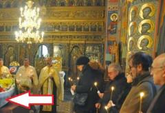 Scene șocante la o înmormântare în Vaslui! Au rămas blocați când au privit spre sicriul depus în biserică