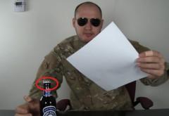 VIDEO. Cum să desfaci o sticlă de bere cu o coală de hârtie