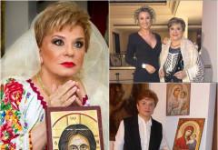 Asa arata Ionela Prodan in sicriu! Uite cum a imbracata-o Anamaria pe mama ei