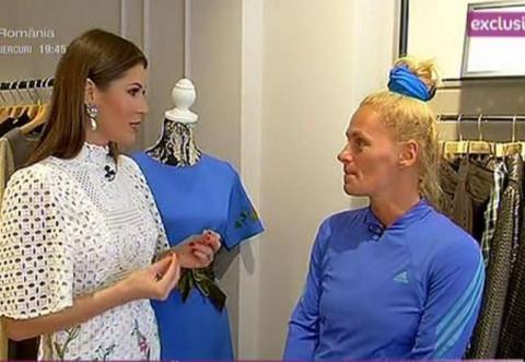 Cristina Mihaela a luat-o cu ea pe Mariana de la Exatlon in magazine si la salonul de infrumusetare! Ce a urmat e FABULOS