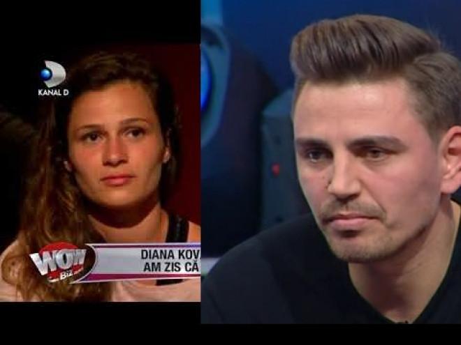 BREAKING NEWS/ Fratele Ancai de la Exatlon se iubeste cu Diana Kovacs!