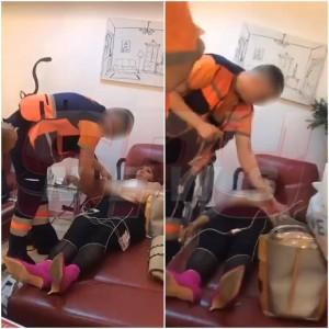 Ultima ora: Imagini socante cu Carmen Harra!  Medicii au intervenit de urgenta