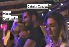 EXCLUSIVITATE NATIONALA! Catalin Cazacu + Maria Constantin!