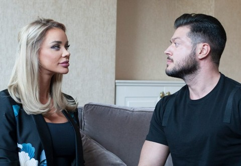 Cum s-a răzbunat astăzi Bianca Drăgușanu pe Victor Slav!  Umilință mareeeee