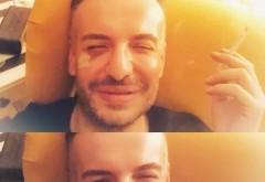 Despărţire cu scandal în showbiz! Designerul Răzvan Ciobanu şi iubitul s-au despartit! S-au batut, iar Razvan s-a ales cu ochii vineti