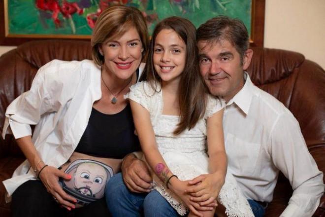 Roxana Ciuhulescu a născut în această dimineață! Fericirea este și mai mare pentru soțul vedetei dintr-un motiv special
