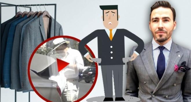 Se dă mare croitor, dar face haine de Obor! Imaginile care demonstreză că Adrian Cristea are probleme financiare!