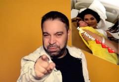 Florin Salam, parasit de iubita! Roxana a plecat de acasa dupa ce manelistul a fost prins cu amanta la hotel
