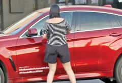 Aşa arată Andreea Marin fără rochia de «Zână a Surprizelor»