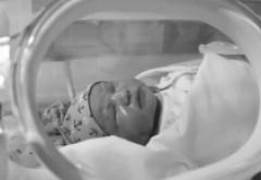 I-a murit fetita la nici o luna de la nastere! Drama cumplita a unei vedete din Romania
