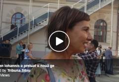 Carmen Iohannis, sandale de 3.800 de lei, în prima zi de școală