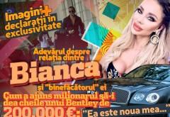 """Adevarul despre relația Biancai Dragusanu cu """"binefacatorul"""" ei"""