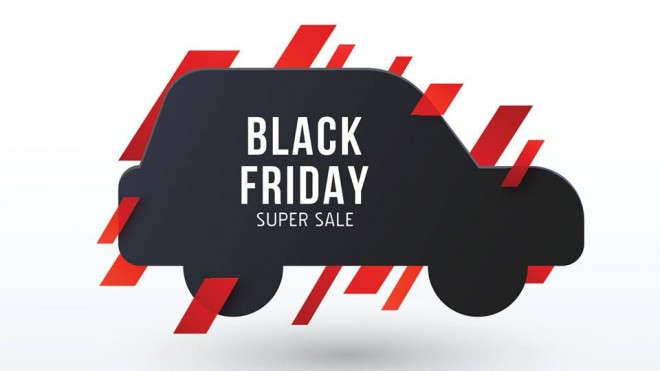 Prețuri reduse la mașini de Black Friday