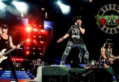 "Guns N`Roses a pus punct turneului ,,Not In This Lifetime"", dupa doi ani si jumatate"