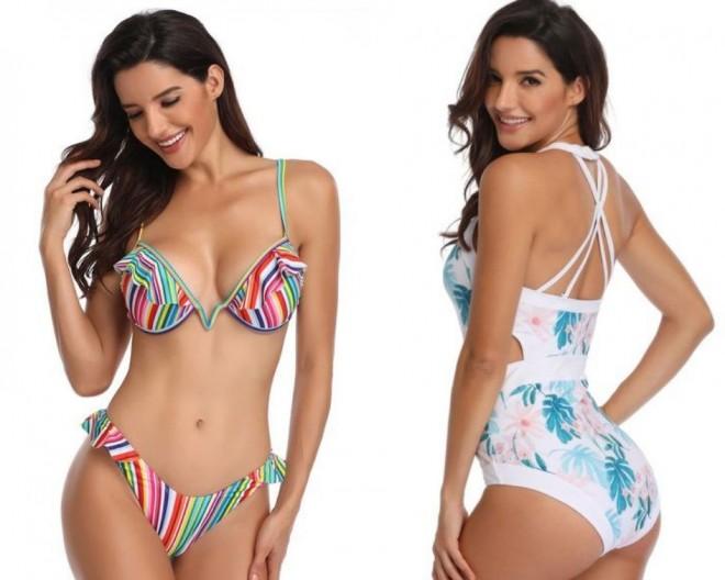 Racoreste-i imaginatia cu cele mai fierbinti costume de baie! Iata cu ce modele vei face furori pe plaja!