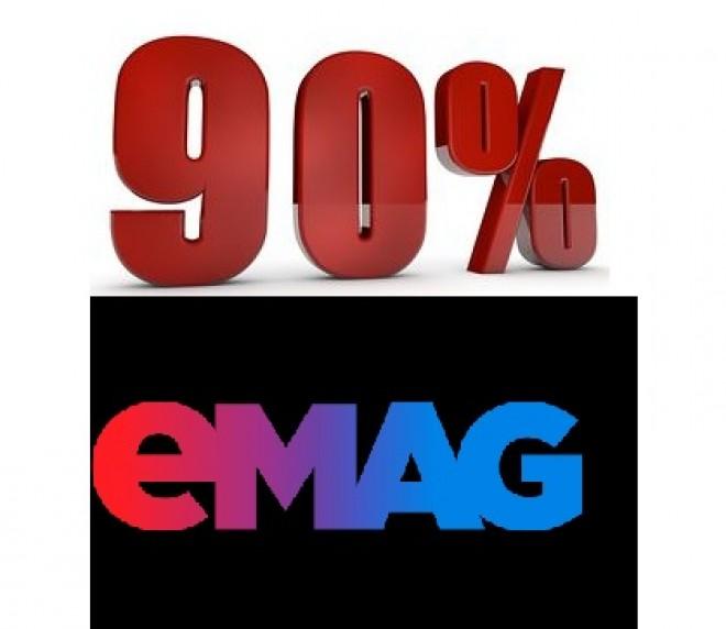 Black Friday eMag: Vezi aici ce produse sunt reduse cu pana la 90%. GRATUIT: laptop Macbook, camere foto si multe altele