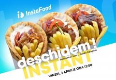 Astăzi vă prezentăm povestea InstaFood, cel mai nou concept de restaurant de tip fastfood din Câmpina