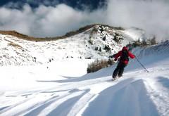 """Oferta """"O săptămână la schi"""" în Sinaia. Preţuri reduse la jumătate"""