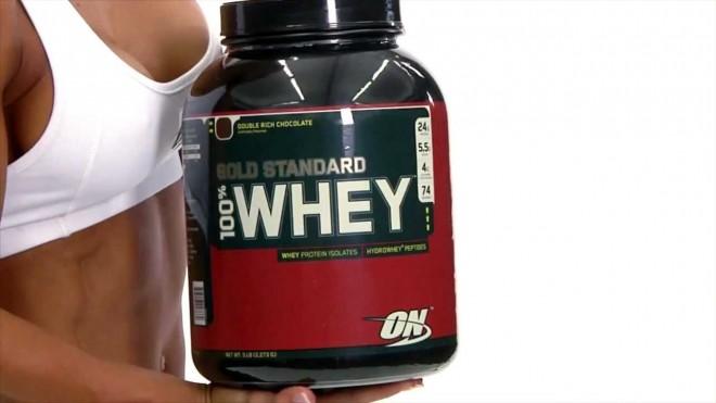 Oferta www.Cloe.ro: Whey Gold Standard la doar 197 lei! 5 beneficii ale consumului de concentrate proteice din zer