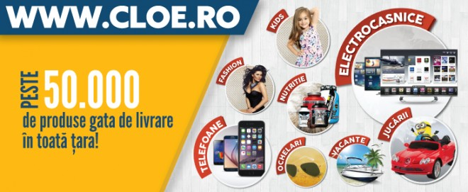 BLACK FRIDAY 2015 – OFERTA BLACK FRIDAY CLOE.RO