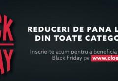 Black Friday 2015. Oferte speciale la toate produsele magazinului Cloe.ro