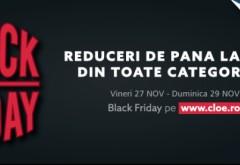 Black Friday 2015: Cloe.ro vine cu mari reduceri. Catalogul ofertelor