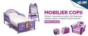 Black Friday/ Oferta mobilier Disney pe Cloe.ro