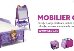 Black Friday/ Oferta mobilier Disney pe Cloe.ro