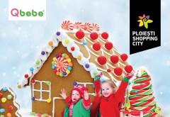 Fabrica lui Moş Crăciun şi Târg Tradiţional la Ploieşti Shopping City