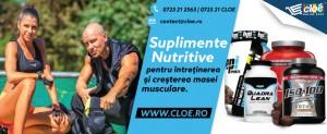 Oferta Black Friday de vitamine si proteine pe Cloe.ro