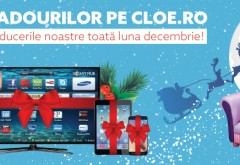 Oferte CADOURI de Moş Crăciun pe Cloe.ro