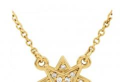 Pandantiv din Aur cu Diamante