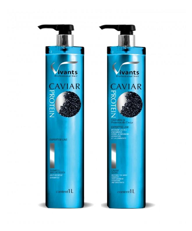 Tratament pentru par Caviar Protein