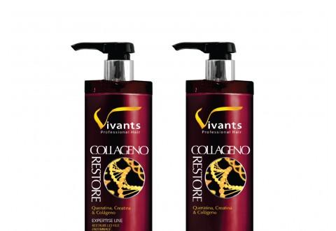 Tratament pentru par Collageno Restore